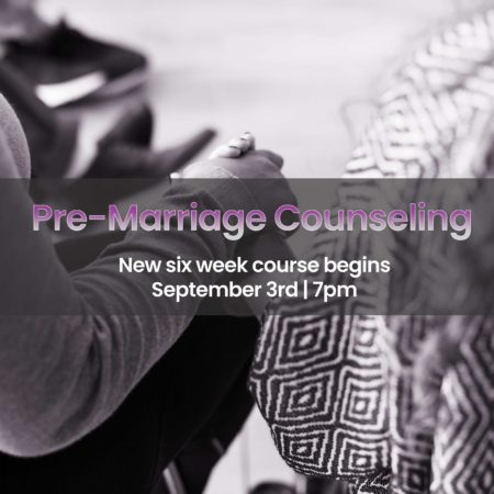 Pre-Marriage Counseling