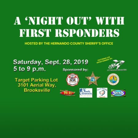 Night Out With First Responders