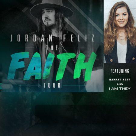 Jordan Feliz -The Faith Tour