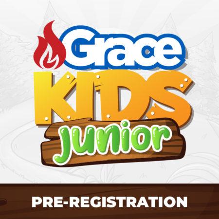 Grace Kids Jr. Pre-registration