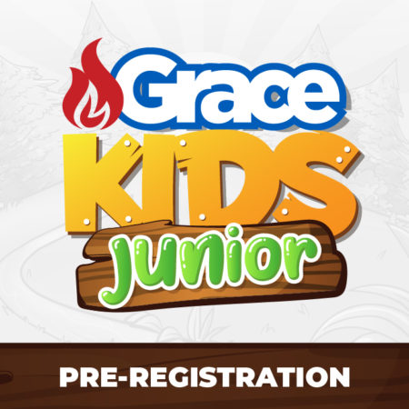 Grace Kids Jr. Pre-registration